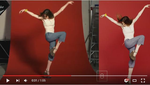 【職人技】ジャンプだけでも19パターン!! プロのモデルによる「ポージング」集が神レベルの美しさ!