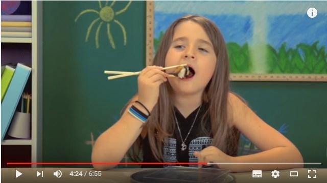 マグロ、ウナギ、ウニ…海外のキッズがお寿司を食べてみたよ! 正直すぎるリアクションに笑いが止まらない!!