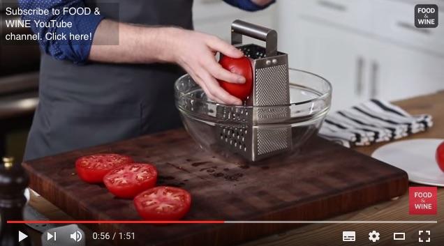 これは本当に使える! 生トマトから「たった1分」で本格トマトソースを作る裏ワザ!!