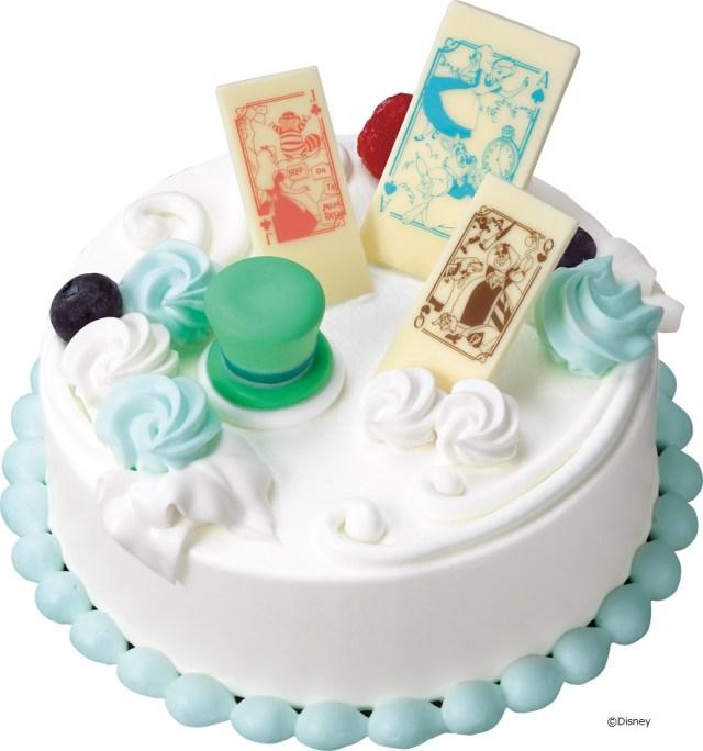アリス、プーさん、スヌーピーがサーティワンのアイスクリームケーキになったよ! どれも可愛すぎて選べない☆