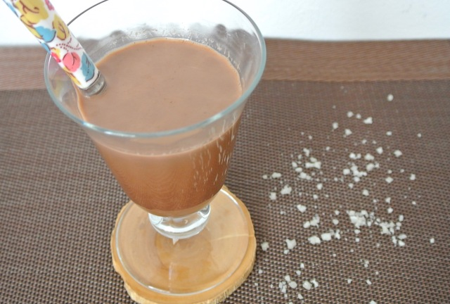 夏にぴったりの塩ドリンク! ココアの森永が紹介する爽やか「塩ココア」はスグに作れて本当にウマイのです