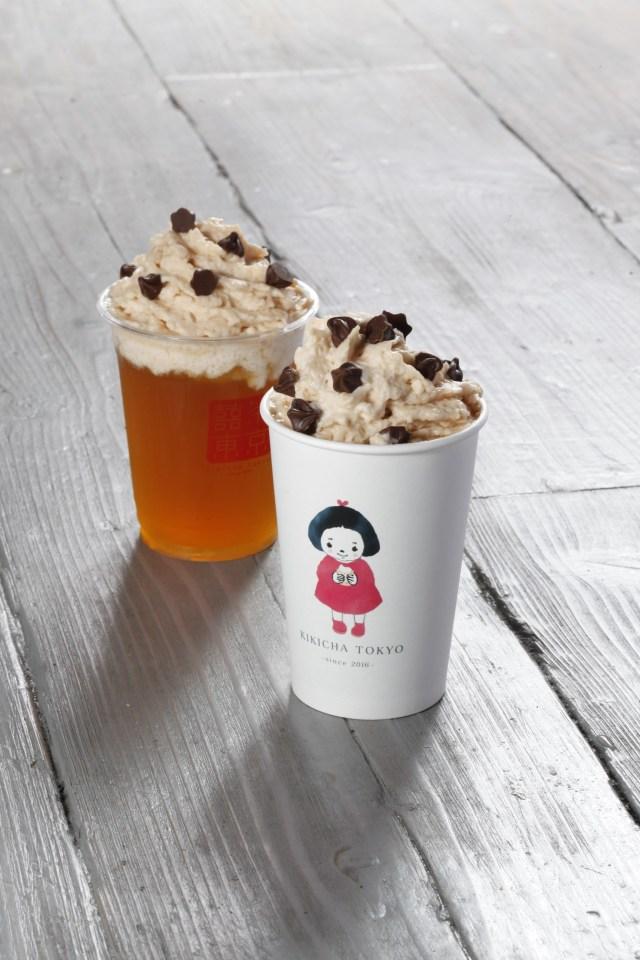台湾茶の専門店『囍茶東京(キキチャトウキョウ)』がオープン! プレミアム茶葉と本格フレンチクリームで100種類以上のフレーバーが楽しめるよ!!