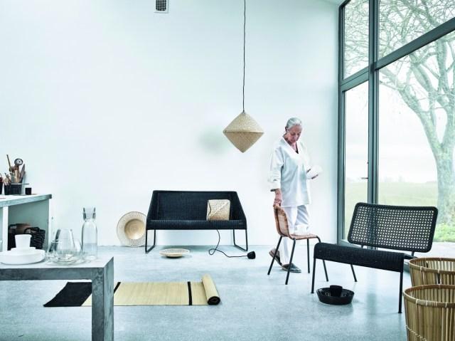 イケアから登場する限定コレクションが夏らしく涼しげ! シンプルで美しいガラスの器や竹素材の家具が揃います