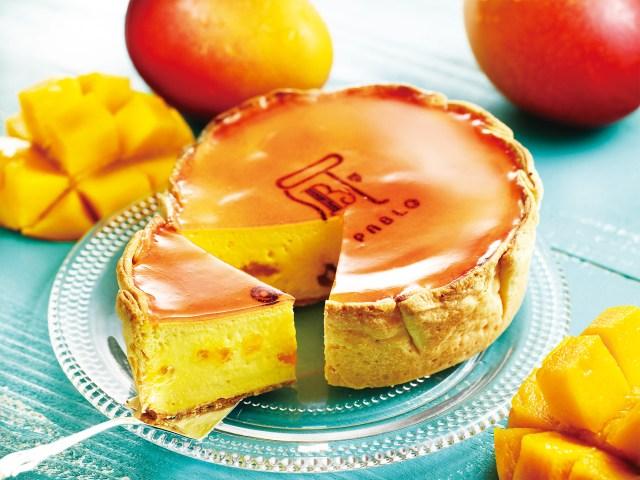 初夏にピッタリ☆濃厚で甘酸っぱい「焼きたてマンゴーチーズタルト」は冷やして食べるのがオススメなんです!!