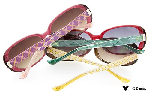 ちょっとレトロな柄にキュン☆ Zoffから新発売のディズニーキャラクターサングラスが大人女子にも使いやすそう!
