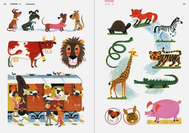 フランスの国民的イラストレーター「アラン・グレ」の世界初作品集が刊行 / 色使いやタッチがめちゃくちゃカワイイのだ!!