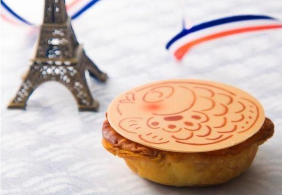 ニャンコもまっしぐらやで♪ たい焼きとフランスのお菓子「ミルリトン」が合体した不思議系スイーツを食べたぁ~い!