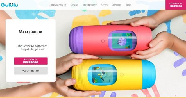 子どもの熱中症予防に! きちんと水を飲む習慣をつけられる「育成ゲーム内蔵の水筒」が登場!!