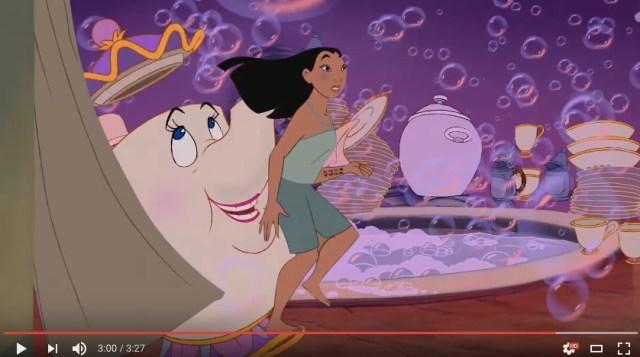 【ファン必見】過去30年のディズニー映画を約3分間に凝縮したマッシュアップ動画が鳥肌モノのクオリティ!