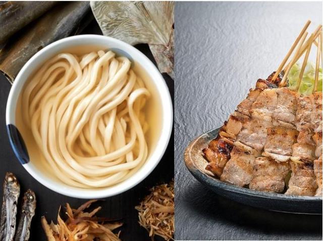 「博多ならではの味」を楽しめるお店が東京・恵比寿にオープン♪ 博多うどんや焼とり「豚バラ串」が食べられるんだって