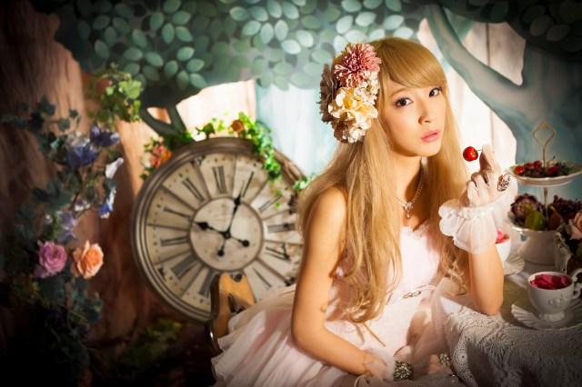 プリンセスや花魁…別人の自分になりきって♪ 台湾で人気の変身写真館が東京でも体験できるって知ってた?