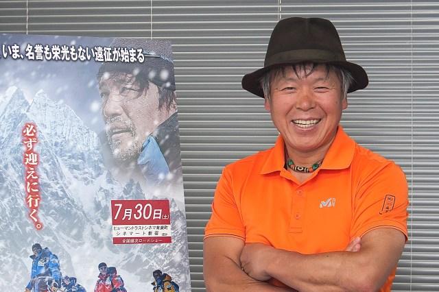 山に行くなら要チェック☆ 韓国で800万人動員の感動作『ヒマラヤ~地上8,000メートルの絆~』のモデル、伝説の登山家オム・ホンギルさんに会ってきた!