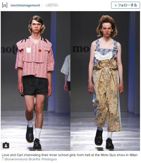 ファッションショーに登場したモデルさんがみーんな「ニキビ顔」! 衝撃的な姿にネットには賛否両論の声が