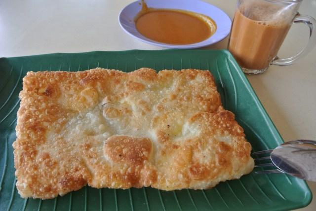 東南アジアの隠れた名物料理! シンガポール版クロワッサン「ロティ・プラタ」を食べに有名店へ行ってみた
