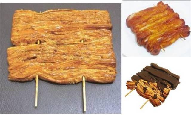 ウソみたいだろ。パンなんだぜ、それで。蒲焼にしか見えない「フェイクうなぎパン」が超リアルなできばえ!