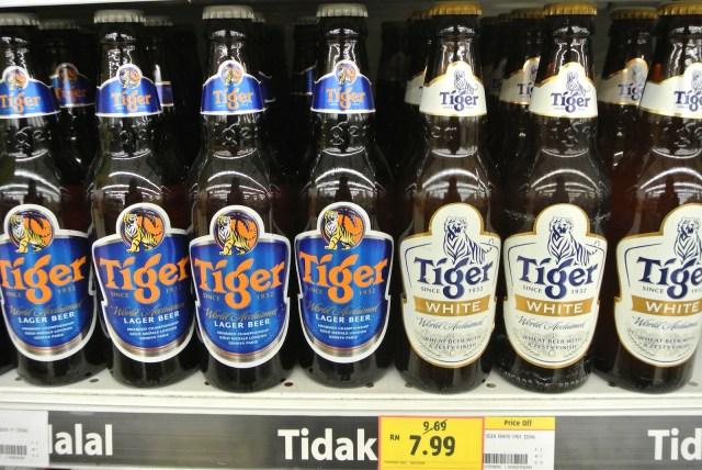 キミは「白いタイガービール」を知っているか? 希少なホワイトタイガーと同じくらいレアなビールを飲んでみたよ