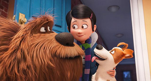 映画『ペット』の面白ペットたちが可愛くてたまらん! 同時上映のミニオンズ新作も合わせてトコトン笑えます【最新シネマ批評】