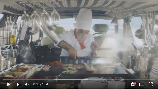 【最高に熱いCM】炎天下の車はキッチンに最適だよ / フランス料理に挑戦したらこうなった