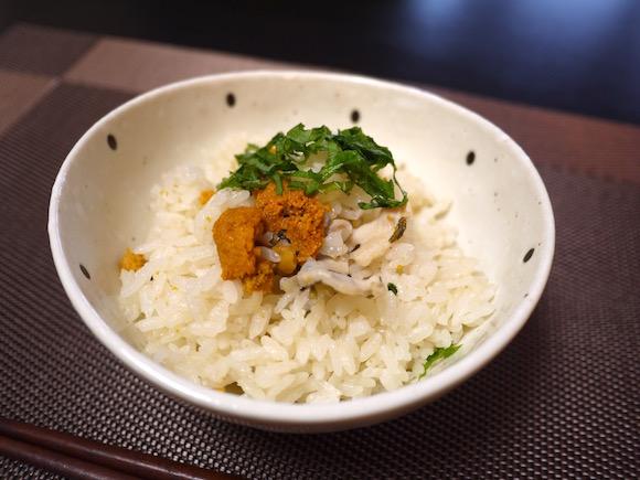【簡単レシピ】レスリング伊調選手を支えた「いちご煮の炊き込みごはん」が絶品だよ / 缶詰があれば炊飯器に入れるだけで完成です