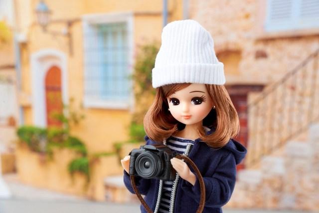 リカちゃんが女性ファッション誌『Oggi』でモデルデビュー! オシャレすぎて小学5年生設定なのを忘れそう