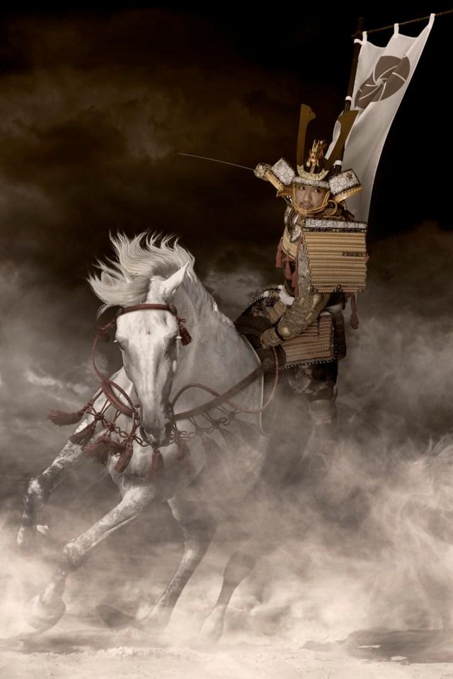 乙女だって武将になれますぞ!! 本格的な甲冑を着て大河ドラマ風の写真が撮れるフォトスタジオがオープン