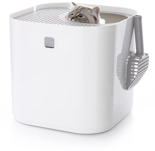 猫砂の飛び散りをなんとかしたい! 猫トイレ界の革命児「Modkat Litter Box」がスタイリッシュでかっこいいよ〜