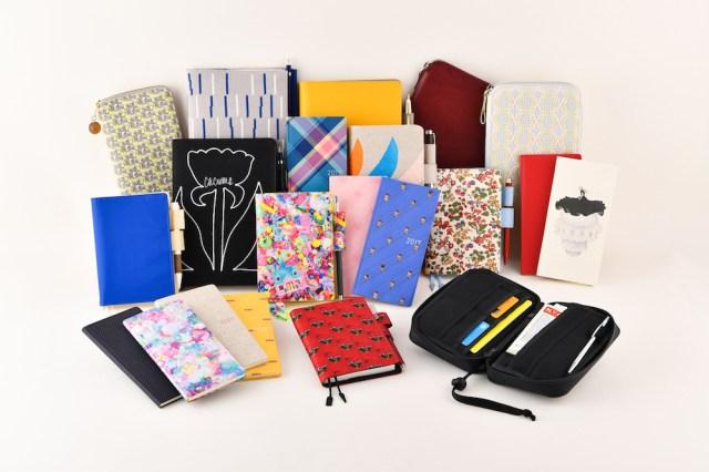 2017年の「ほぼ日手帳」79種類が9月1日から販売されるよ!! 増田セバスチャンと作っためちゃキュートな手帳も!