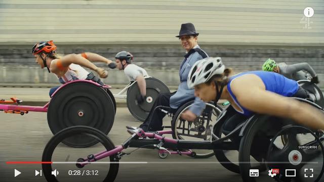 リオパラリンピックのプロモーション動画に圧倒されます / Yes, I Can は忘れたくないメッセージ