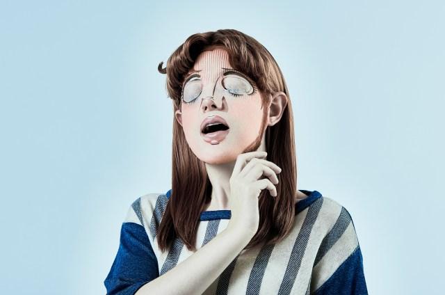 『ガラスの仮面』のおそろしいフェイスパックが新発売 / 北島マヤと月影千草になりきれるとか夢みたいですッ!!!