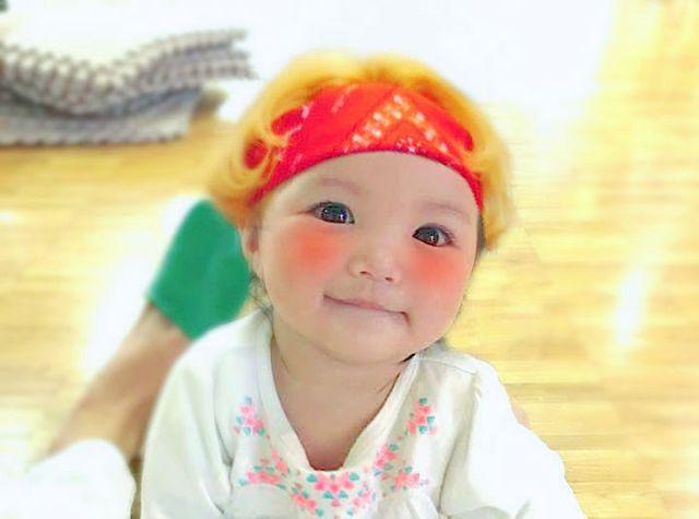 なんだ、ただの天使か! りゅうちぇるの髪型と赤ちゃんを組み合わせた「#我が家のりゅうちぇる」が大流行中だよ♪