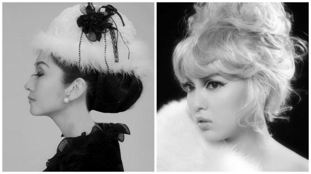 【奇跡の1枚】まるで1950年代のハリウッド女優のように / 女性の変身願望を叶えてくれるキャンペーンが始まってるよ