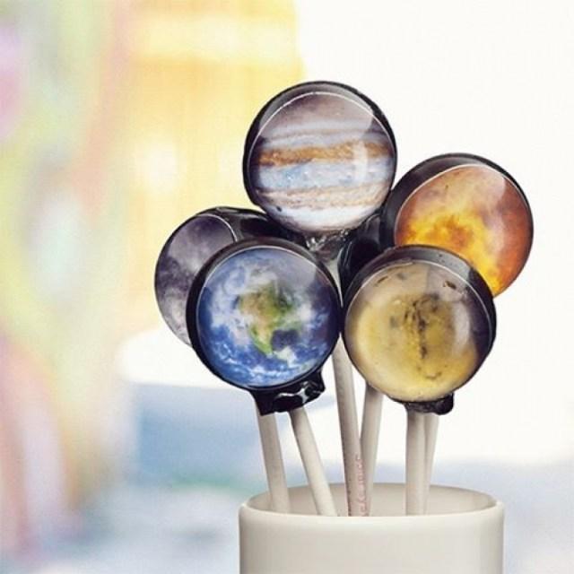 アメリカ生まれの「惑星キャンディー」がついに日本上陸! もうすぐ太陽も地球もぺろぺろできちゃうよぉ~♪