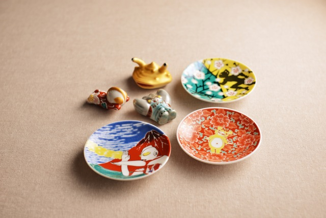 ウルトラマン×九谷焼? 日本のヒーローと伝統工芸がコラボしたら…めちゃんこ渋くてかっこいい!