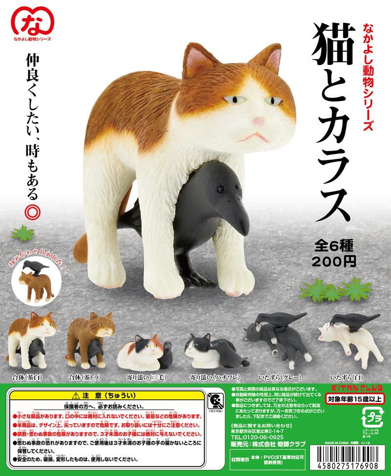 猫とカラスDP