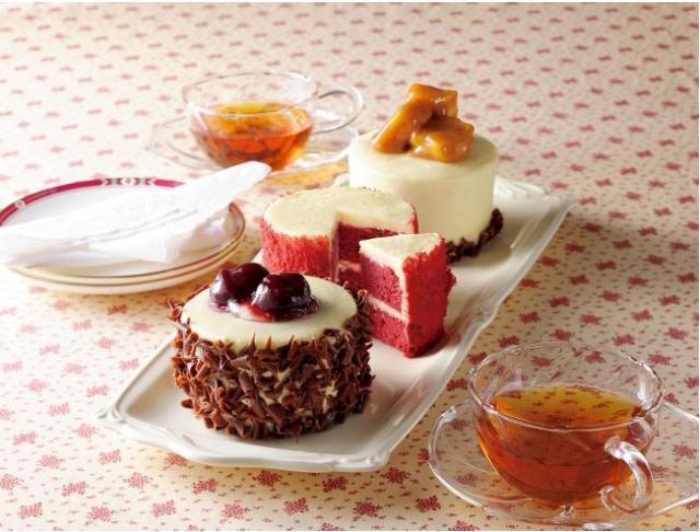 日本橋三越本店で『三越 英国展』がスタートです / 本格ティールームや注目のカップケーキ専門店が出店しているんだって
