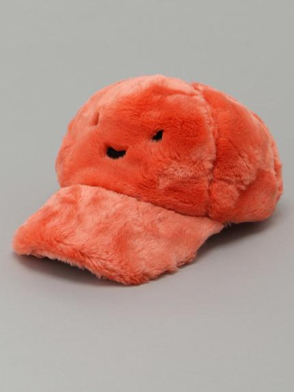 【誰感】あのサンリオのKIRIMI.ちゃんがモッフモフの帽子になったよお!! …しかし、本当にあなたKIRIMI.ちゃんなの?