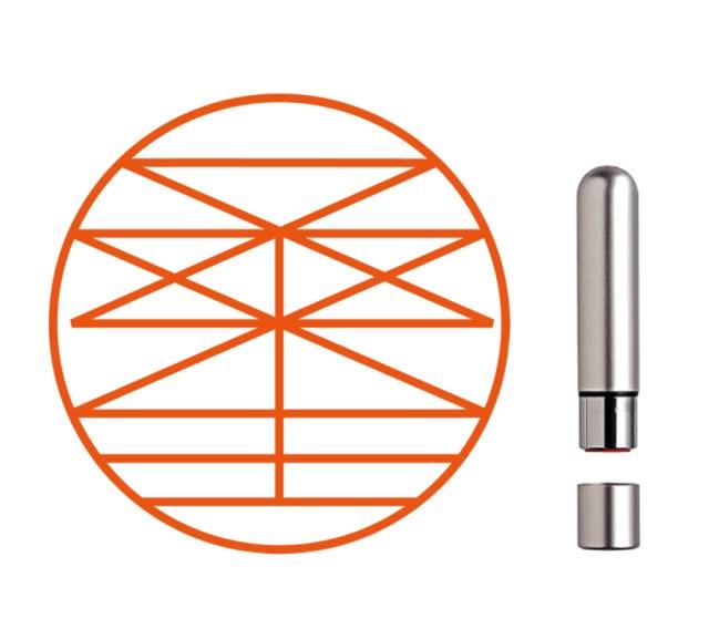 【売れすぎ】幾何学模様みたいな文字が超クール! スタイリッシュでオシャレな印鑑を作ってくれるハンコ屋さん