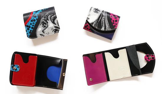 漫画家・楳図かずおコラボの財布が便利そう! ホラーなデザインに心をグワシされちゃうのらー!!!