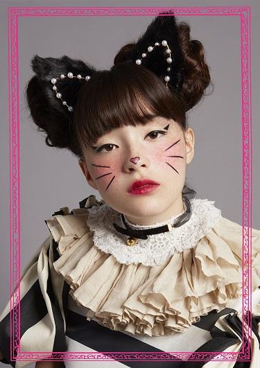 ハロウィンメイクを資生堂が考えたらこうなった / アラサーも挑戦しやすい上品な黒猫メイクだニャ★
