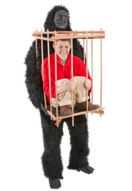 仮装で笑いを取りたい大人のためのハロウィン衣装9選 / ツッコミが止まらないよ〜っ