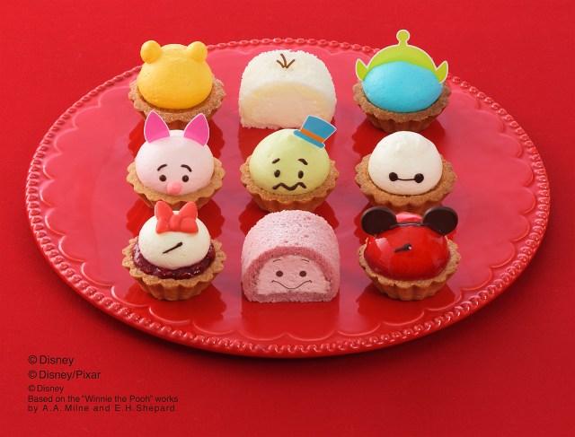 コロンとかわいい「ディズニー ツムツム」のプチケーキがまたまたキタァー♪ ジミニー・クリケットのタルトって珍しいのです