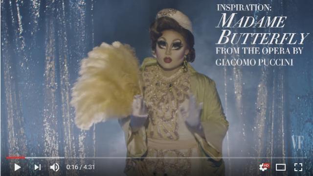 「ドラァグクイーンのファッション」103年の歴史を振り返る動画 / ドレス、メイク、ただならぬ存在感に完全ノックアウト
