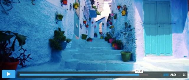 【エキゾチック】今すぐ旅に出たくなる…1カ月かけて撮影された動画『モロッコ』が壮大で美しい