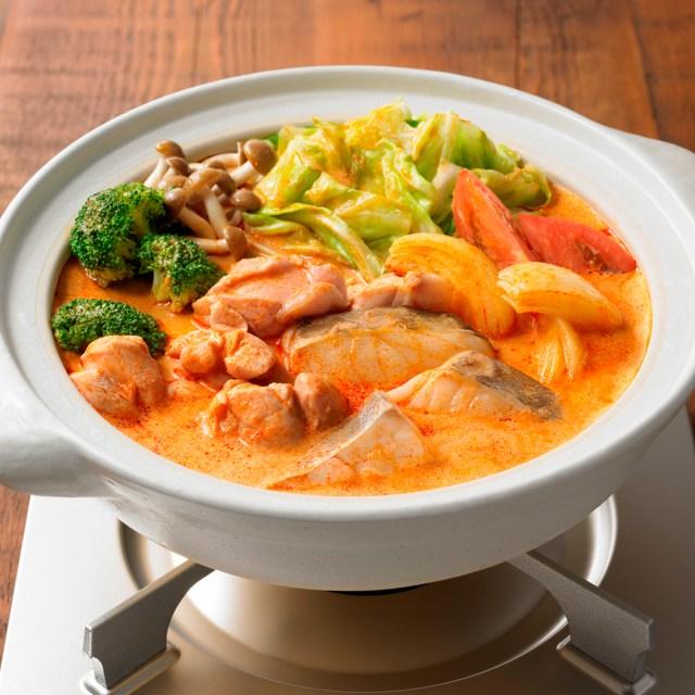 【無印良品の鍋】シメまで完ペキに美味しそうな「ビスク鍋」など全3種類のなべの素が発売! エビの旨みを生かしたアメリケーヌソース…絶対に美味しいやつだわ
