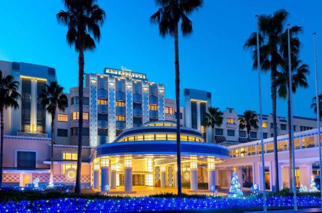 【イルミ2016】ディズニーアンバサダーホテルのイルミネーションがリニューアル♪ クリスマス限定ディナーも見逃せません