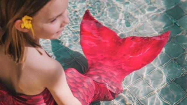 人魚姫に生まれ変わる極上のリゾート体験☆ バリ島「ザ・リッツ・カールトン」のキッズ向けプランが素敵すぎてうらやましいぃぃいい