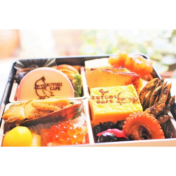 【限定100食】ことりカフェの特製おせちが可愛くって美味しそう / 酉年の2017年はおせちも「鳥」で決まり♪