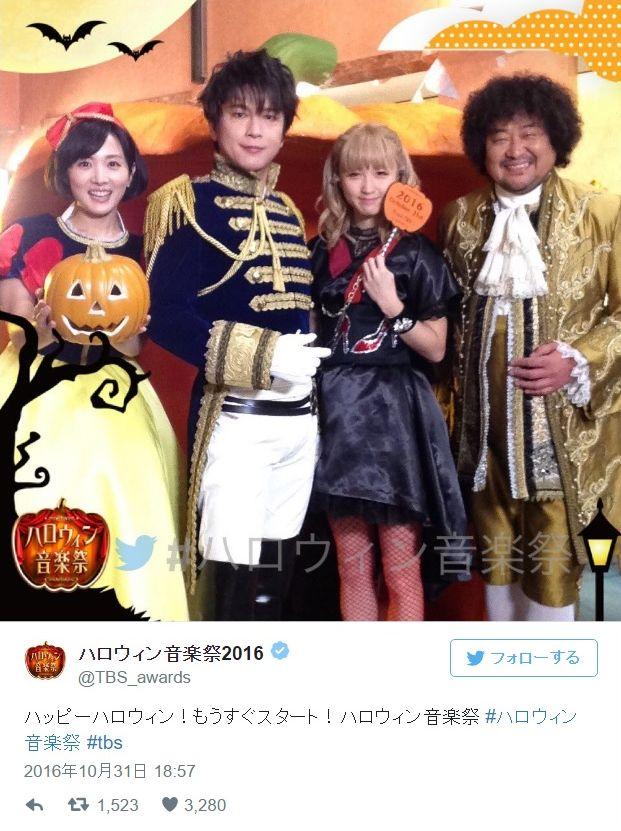 【まさに王子】及川ミッチーのハロウィン仮装が自然で似合いすぎ! それただの私服じゃね?ってレベルですよぉぉおおお