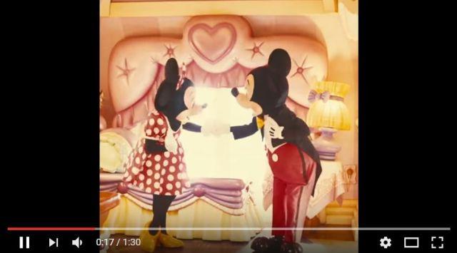【正直うらやま】ミッキー&ミニーの「バースデーデート」動画が理想のディズニーデートすぎるよ〜!!