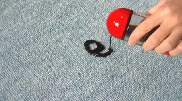 【豆知識】じゅうたんにこぼしてしまった醬油やソースをキレイに掃除する方法